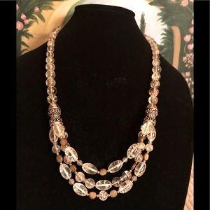 Barse set Necklace/Bracelet